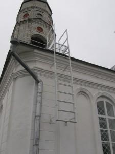 лестница пожарная