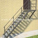пожарная лестница 2-го типа