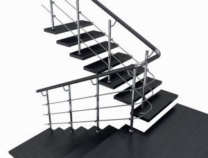 ограждение лестниц из нержавейки цены