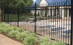 Сварной металлический забор