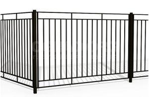 купить сварной забор в спб